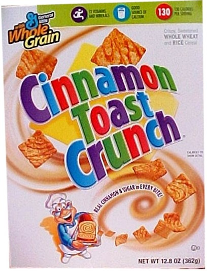 General Mills Cinnamon Toast Crunch (Regular)