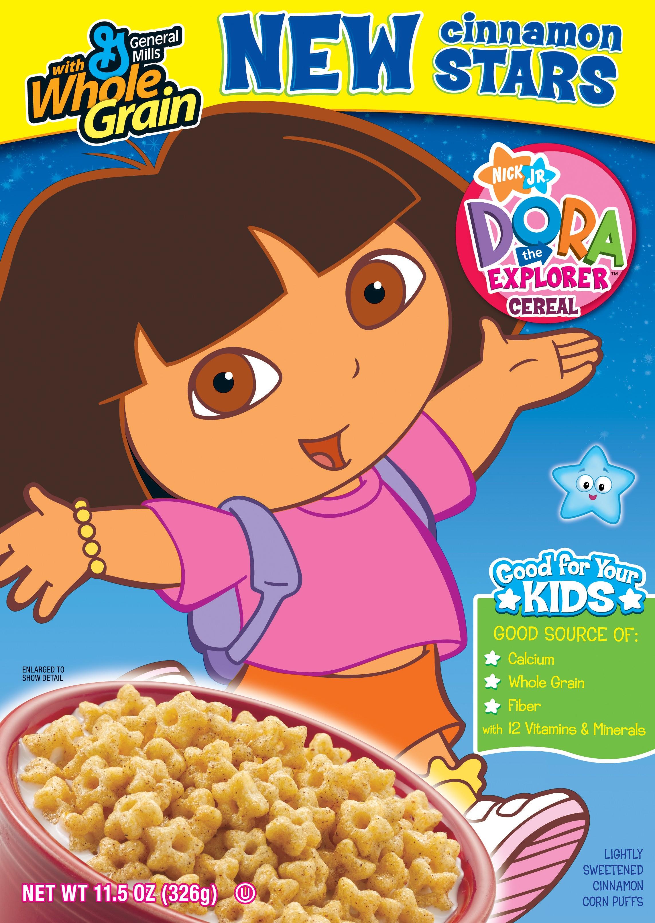 General Mills Dora the Explorer