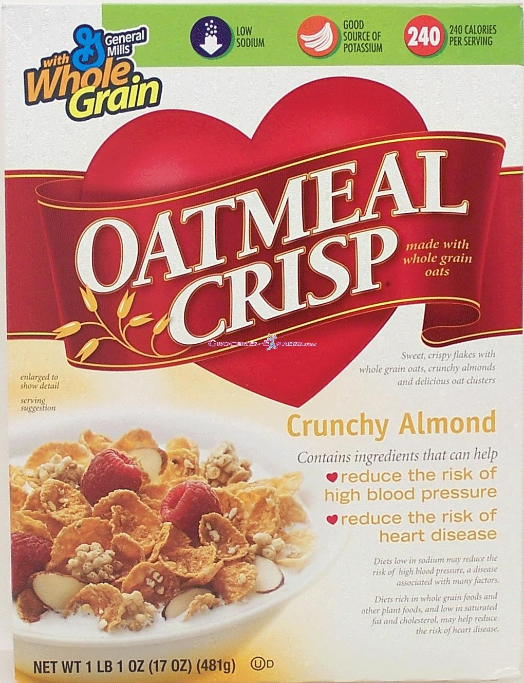 The healthiest cereal for adults