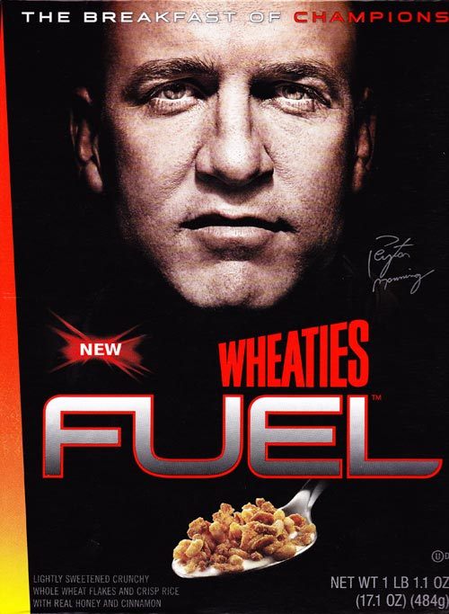 General Mills Wheaties Fuel