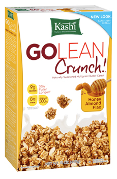Kashi Kashi GoLean Crunch! Honey Almond Flax