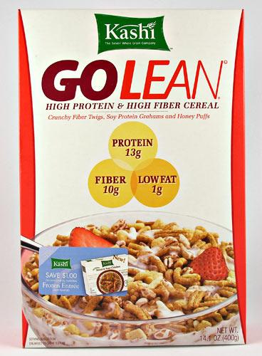 Kashi Cereal Logo Cereal FACTS   Cereal