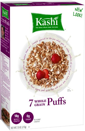 Kashi Kashi Puffs 7 whole grains Puffs