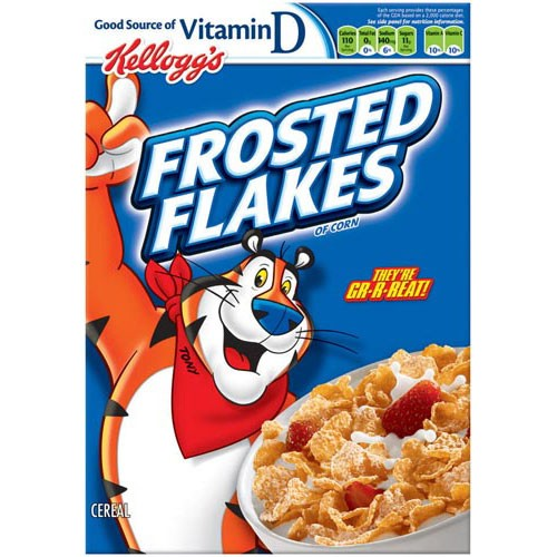 Kellogg Frosted Flakes (Regular)