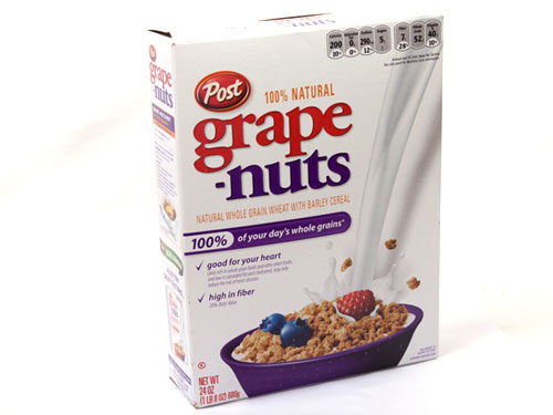 Post Grape Nuts (Regular)